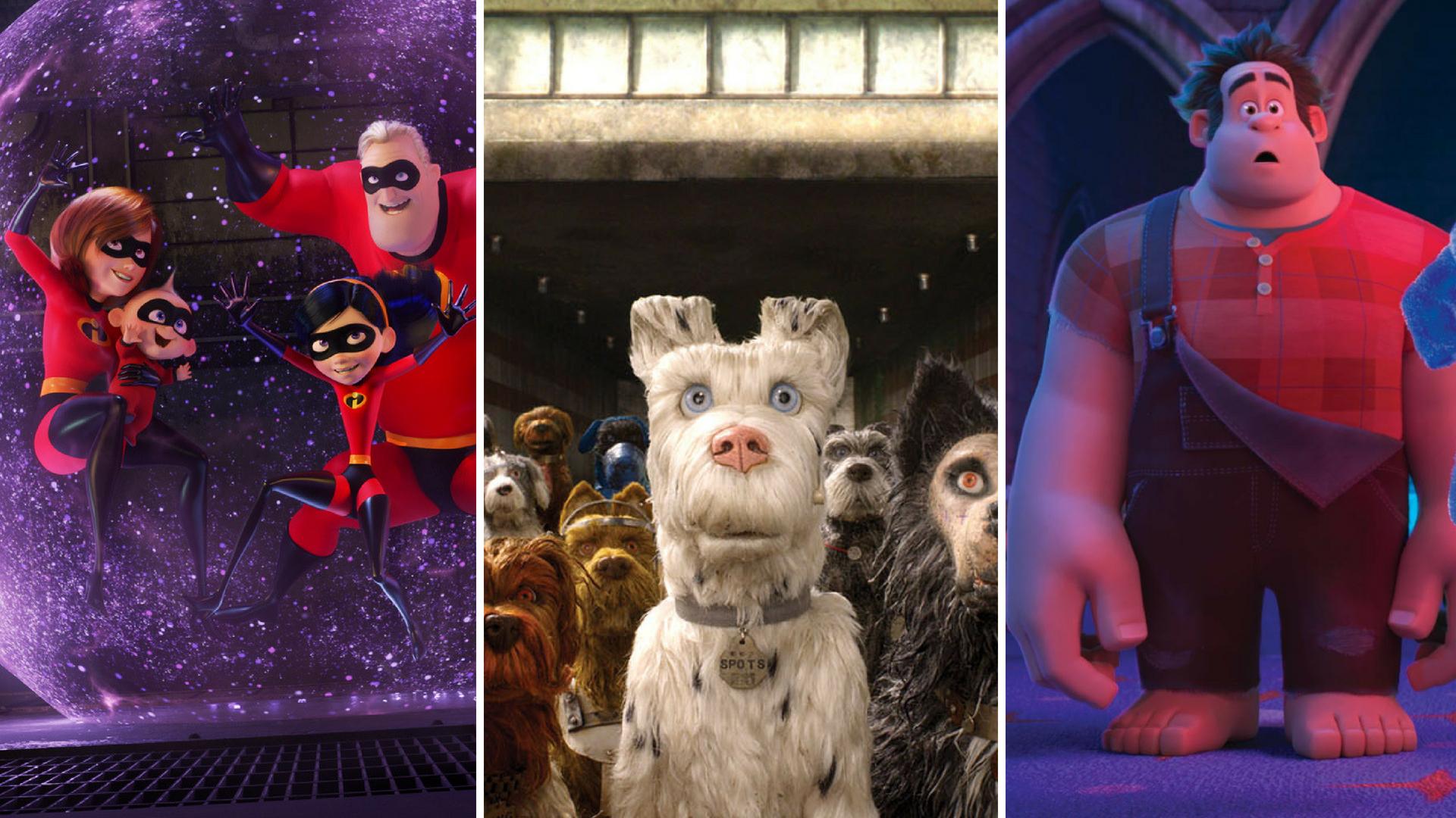 filmes que concorrem ao oscar 2019