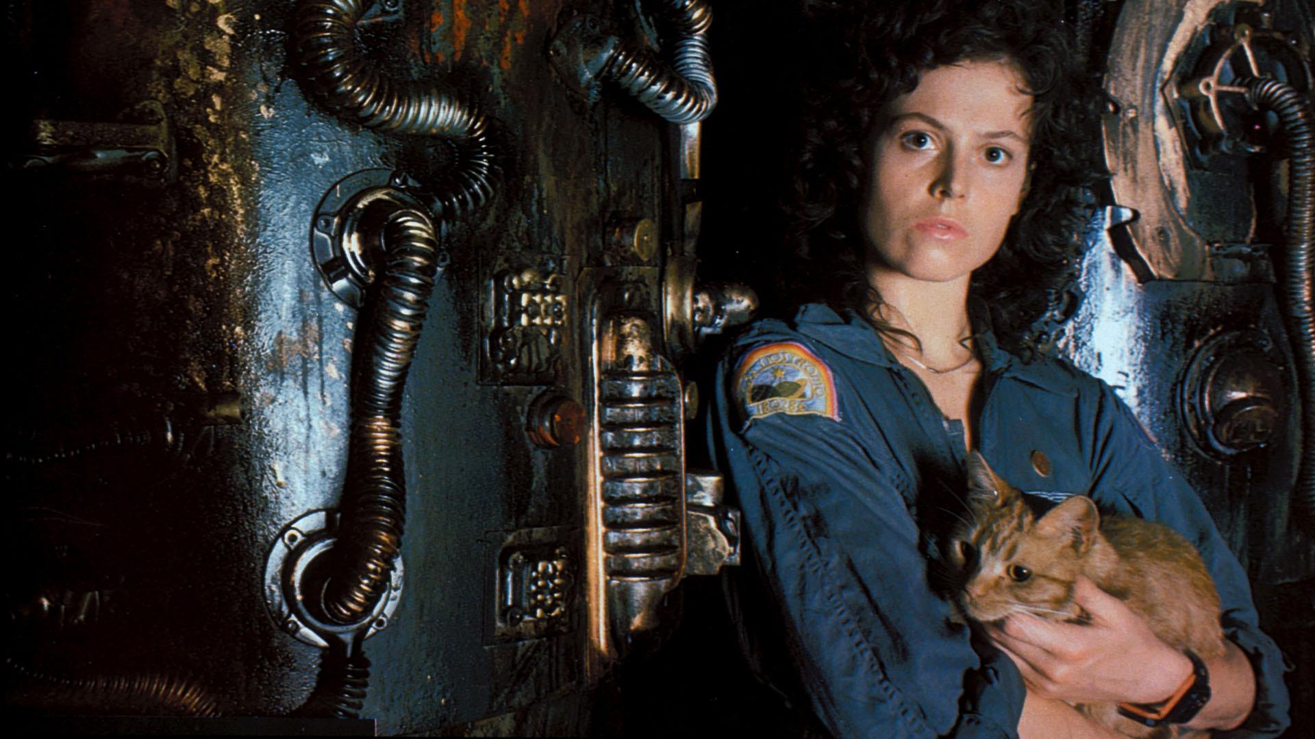 Miss in Scene | Ellen Ripley (Alien, o Oitavo Passageiro)